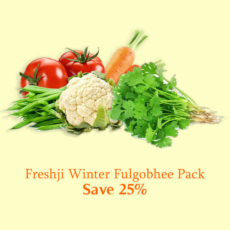 Freshji Winter Fulgobhee Pack