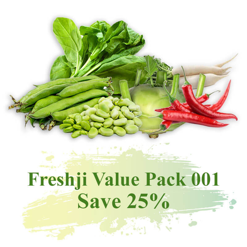 Freshji Value Pack