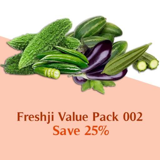 Freshji Value Pack 002
