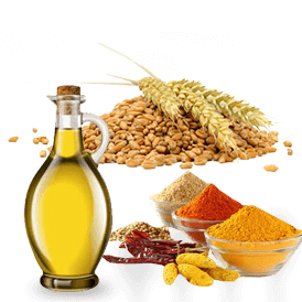 Food Grains oil and Spices