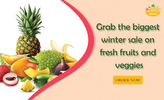 Fresh Fruits and Veggies Online