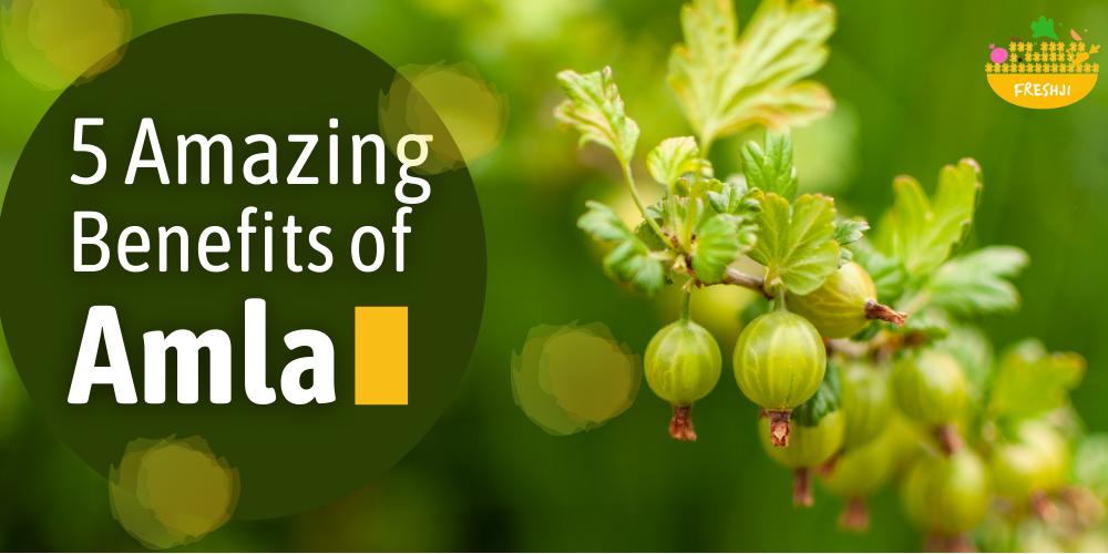 5 Amazing Benefits of Amla