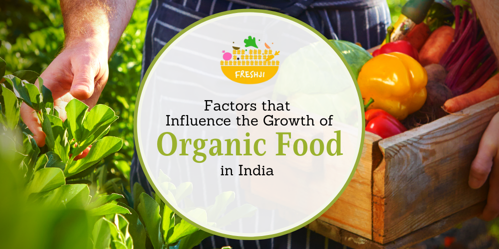 Factors that Influence the Growth of Organic Food in India